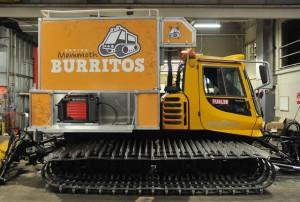 Mammoth Burrito